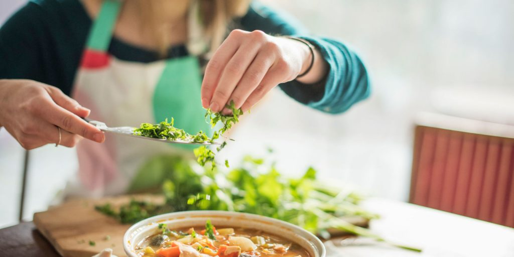 Recipes for an Osteoporosis Diet-main