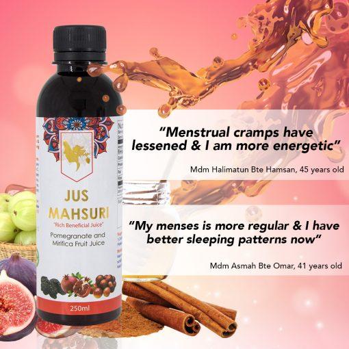 Jus Mahsuri (2 bottles)