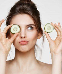 Woman-Skin-Health